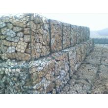 Шестиугольная каменная сетка Gabion Basket