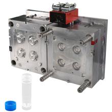 China Manufacturer OEM Medical Blood Test Tube Plastic Injection Mold Specimen Collection Tube Mould
