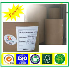 White Coated Printing Brochure paper 70g