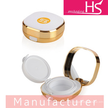 Hot sale round empty air cushion bb foundation case