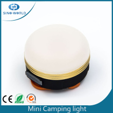 Hook Design Rechargeable Portable LED Camping Lights