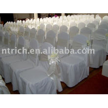 Polyester chair covers,meeting chair cover, banquet chair covers