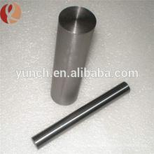 barra redonda do tungstênio puro puro alto no estoque com amostra grátis
