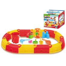 Juguetes de verano de arena de plástico conjunto juguetes de playa (h1336162)