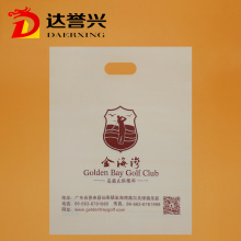 HDPE Die Cut Bag for Packaging Shoe Box