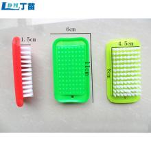 Cepillo plástico de nylon limpio del fabricante chino