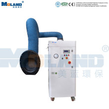 Mobile Welding Fume and Dust Extraction Unit
