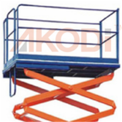 Electric Scissor Aerial Lift Platform