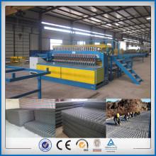 Alta qualidade5-12mm construção vergalhão malha soldada máquina fábrica
