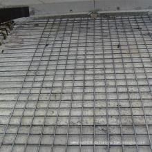 Verstärktes geschweißtes Netz für den Bau