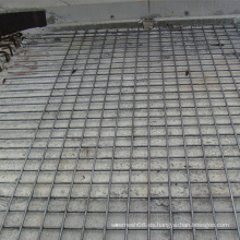 Refuerzo de malla soldada para la construcción