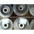 Schleifpad - Glasfaser Disc sichern
