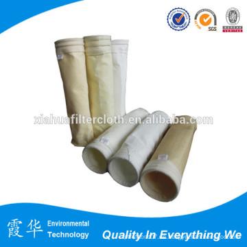 Polyester Luftreinhaltung Filterbeutel für Chemikalien