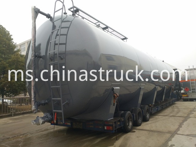 Hcl Plastic Lined Steel Storage Tank