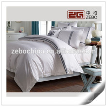 Hot Selling 5 Star Hotel Luxo cama king size conjuntos