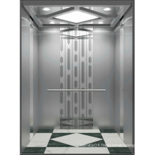 1000kg Nice Decoration Passenger Residential Elevator Lift