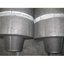 Fábrica de eletrodos de grafite UHP / HP / RP 450 500 550