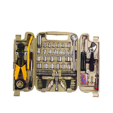 socket set hex key wrenches tire gauge tool set