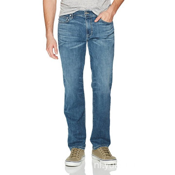 Personaliseer Uniek Design Heren Jeans Blended Capris