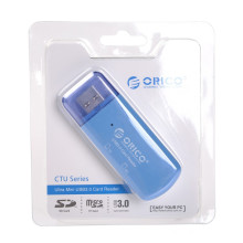 ORICO CTU33 Information USB 3.0 Card Reader