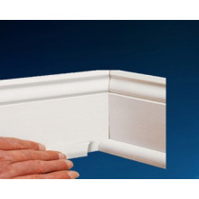Imprimación de peso ligero articulación de dedo pino 1 / 4quarter moldeado redondo