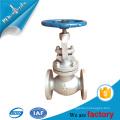 Válvula globo de fole DIN fundição de válvula de globo de aço forjado
