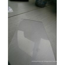 Super Clear Rigide Haustier Transparent Blatt