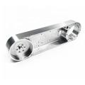 Verschiedene Teile für die Bearbeitung von Edelstahl und Aluminium