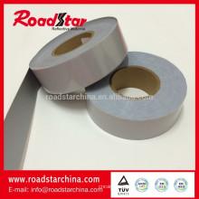 EN20471 plata estirable cinta reflectante para la seguridad