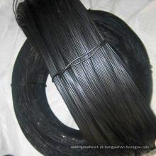 Fio de ligação de ferro recozido preto macio