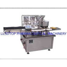 Automatic Liquid Bottling Equipment Bottle Cap Machine