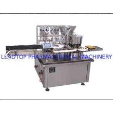 Equipamento automático de engarrafamento líquido da máquina de garrafa