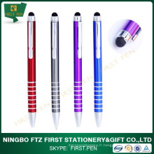 Promotion stylo stylo en aluminium