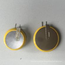 3,6 V Lithium-Ionen-Knopfzelle Akku lir3048