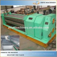 Профилегибочная машина для производства металлических гофрированных листов