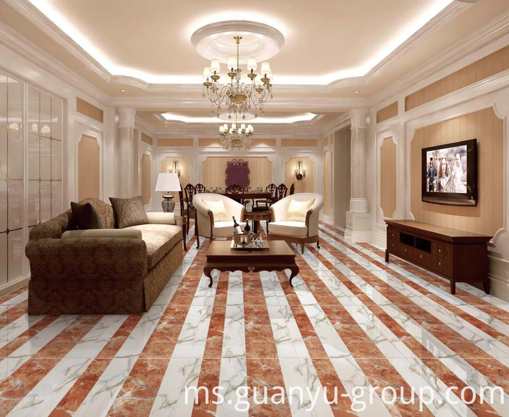 800mm Micro Crystal Marble Porcelain Tile