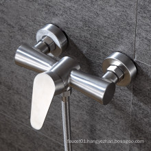 YL-20004 China supplier stainless steel wall mounted shower mixer