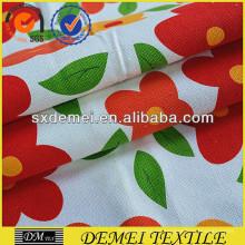 tapicería flor tela diseño