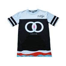 Kundengebundener Entwurfs-Art- und WeiseJersey-Sport-Abnutzungs-Jersey (T5037)