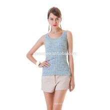 colete de cashmere moda colorida mulheres