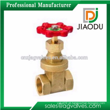 3/4 ou 1 polegada ou 2 polegadas ou 3 polegadas ou 4 polegadas CuZn35Pb1 cobre pvc niquelado válvula de água subterrânea