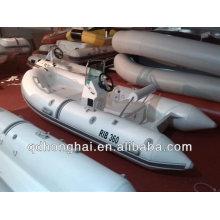 bateau de fibre de verre de Chine