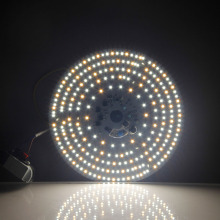 Colorable 24W LED ceiling light module