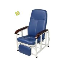 Sillón reclinable hospitalario plegable