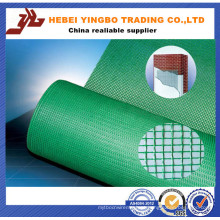 Malha da fibra de vidro 30-300G / M2 usada para a parede com alguma cor