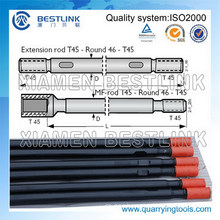 R32/T38/T45/T51 Bench Drilling Guide Tube