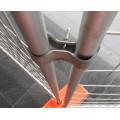 Au Typ Beliebte Galvanisierte Temp Zaun Temporäre Bau Zäune mit China Factory