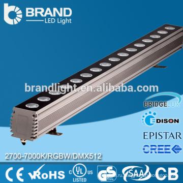 CE RoHS 4ft Светодиодные стены шайба 54W Dimmable Светодиодные стены стиральная машина