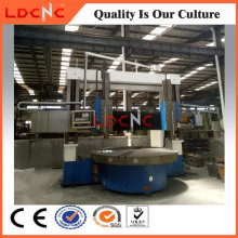 Chinese Double Column High Speed Automatic Vertical Lathe Machine Price
