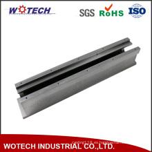 China Pieza de metal de acero de encargo del bastidor de arena de la fábrica ISO9001 para las máquinas